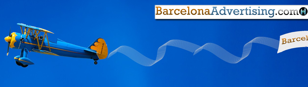 h-barcelona-Sitges-Plane-Advertising
